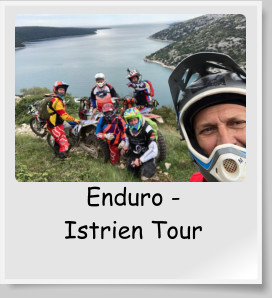 Enduro -        Istrien Tour