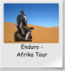 Enduro -          Afrika Tour